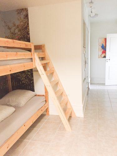 Bunk bed - Ground floor