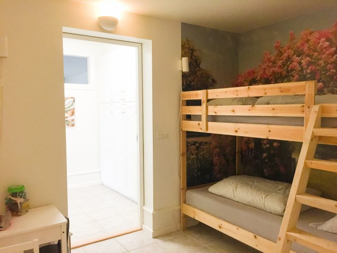 Bunk bed - Ground floor